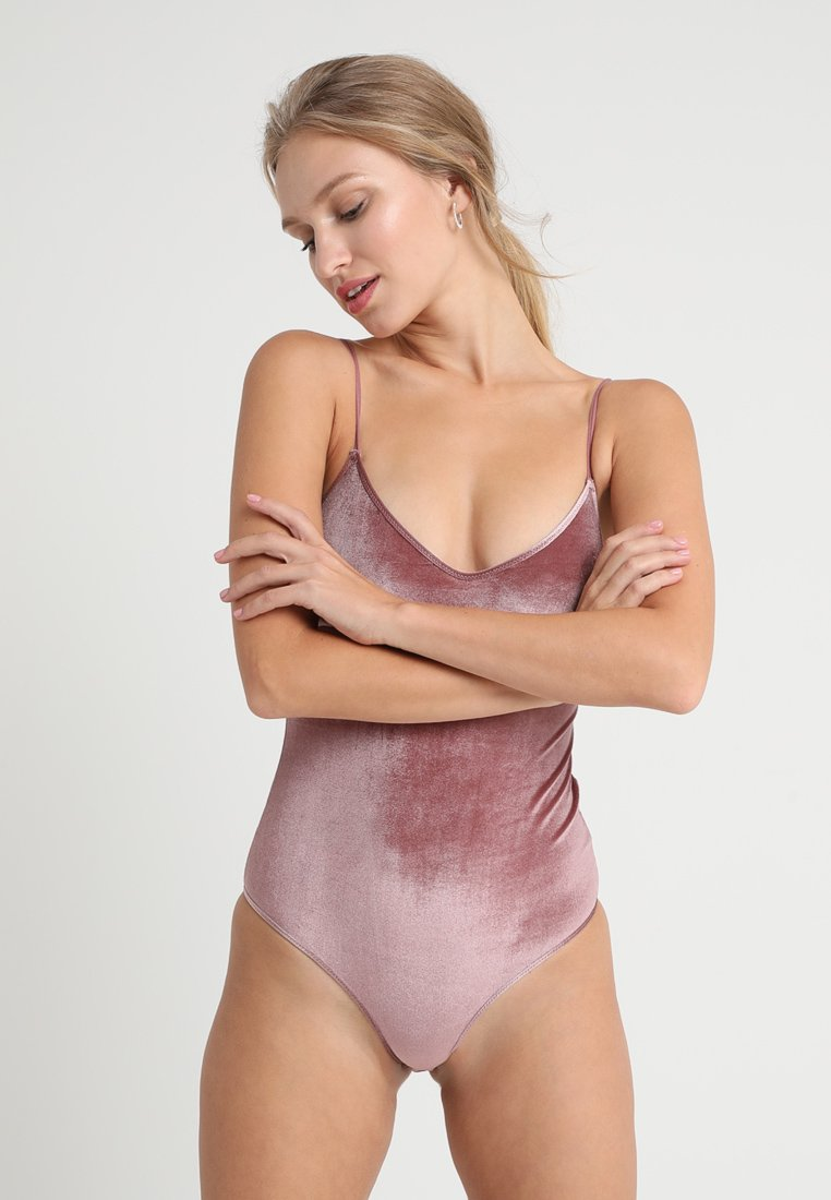 LOVE Stories - MADISON - Body - purple