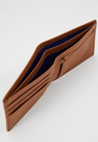 Le Tanneur - KEY RING AND WALLET ZIPPED POCKET SET - Keyring - tan/mineral - 6