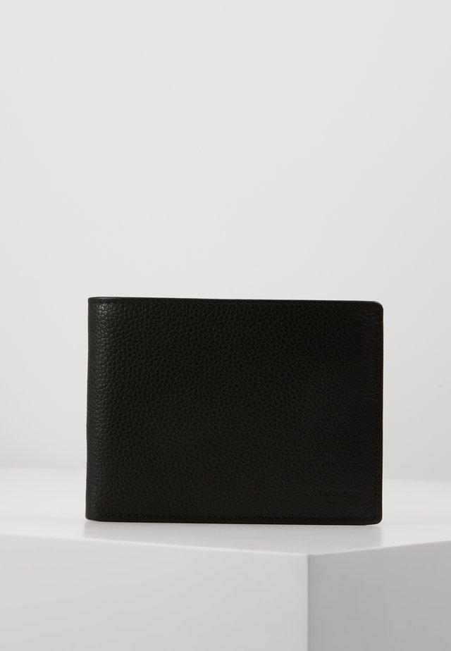 CHARLES - Plånbok - noir