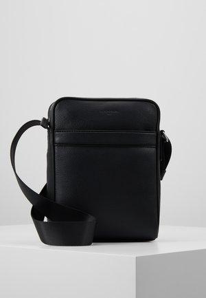 MEDIUM CROSS BODY BAG - Sac bandoulière - noir