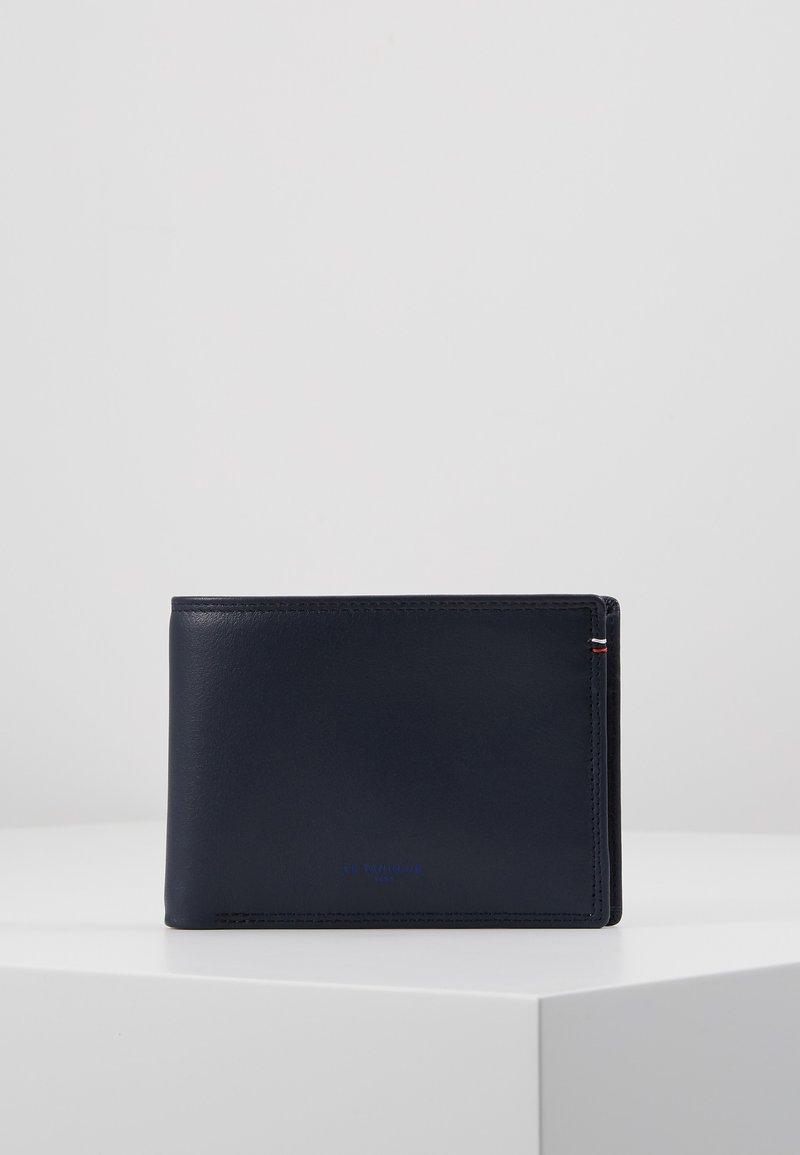 Le Tanneur - MARTIN SET - Wallet - bleu/rouge/blanc