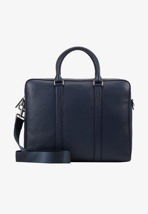 CHARLES - Briefcase - blue
