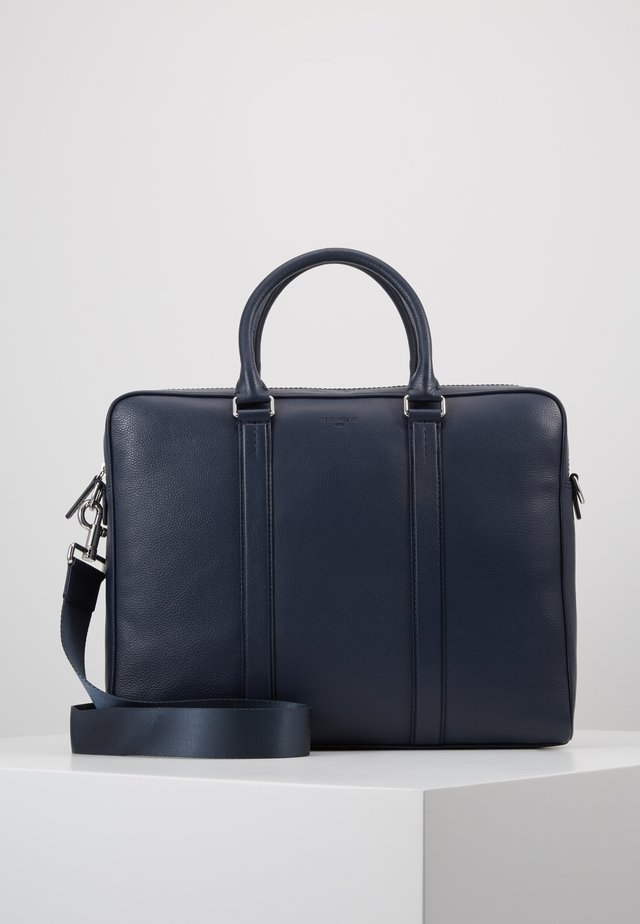 CHARLES - Briefcase - blue