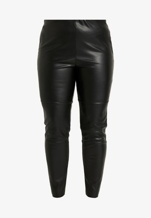 TROUSER - Pantalones - black
