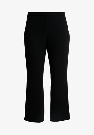 TAILORED TROUSER - Trousers - black