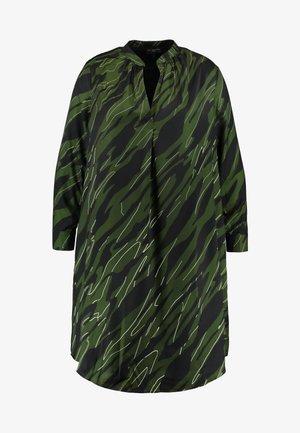 CAMO PRINTED DRESS - Vestido informal - black