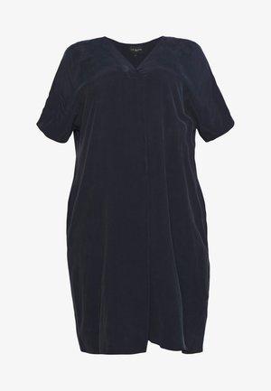AMARA COCOON DRESS - Vapaa-ajan mekko - navy