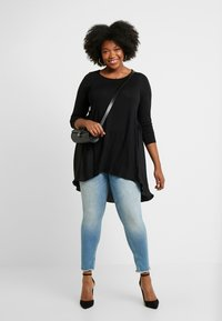 Live Unlimited London - MIX  - Long sleeved top - black - 1