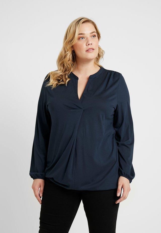 BUBBLE - Långärmad tröja - blue
