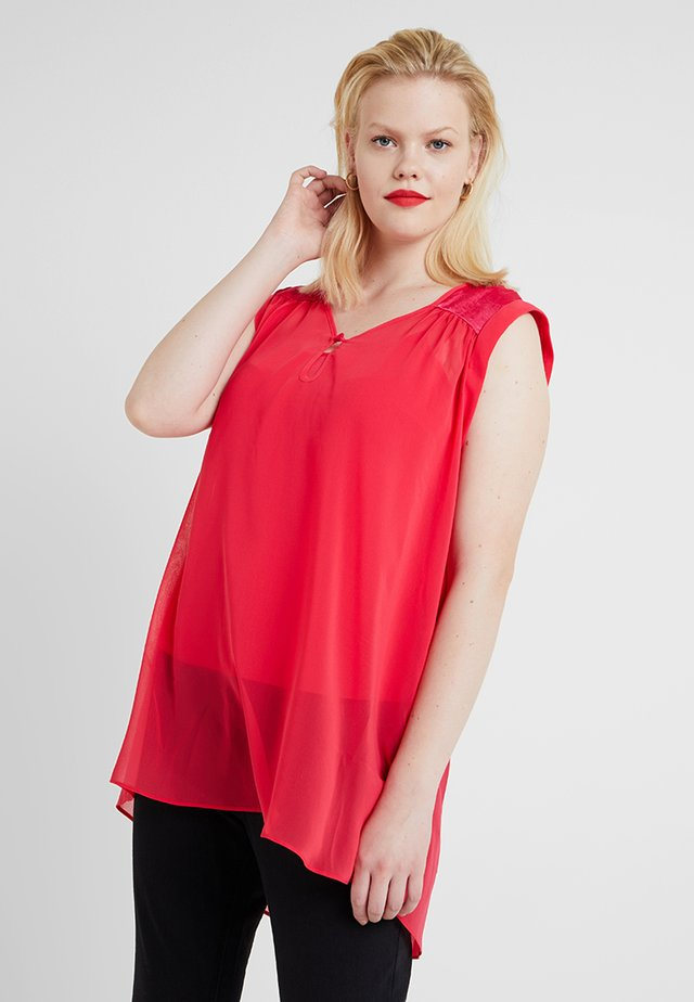 WITH DETAIL - Tunic - bright pink