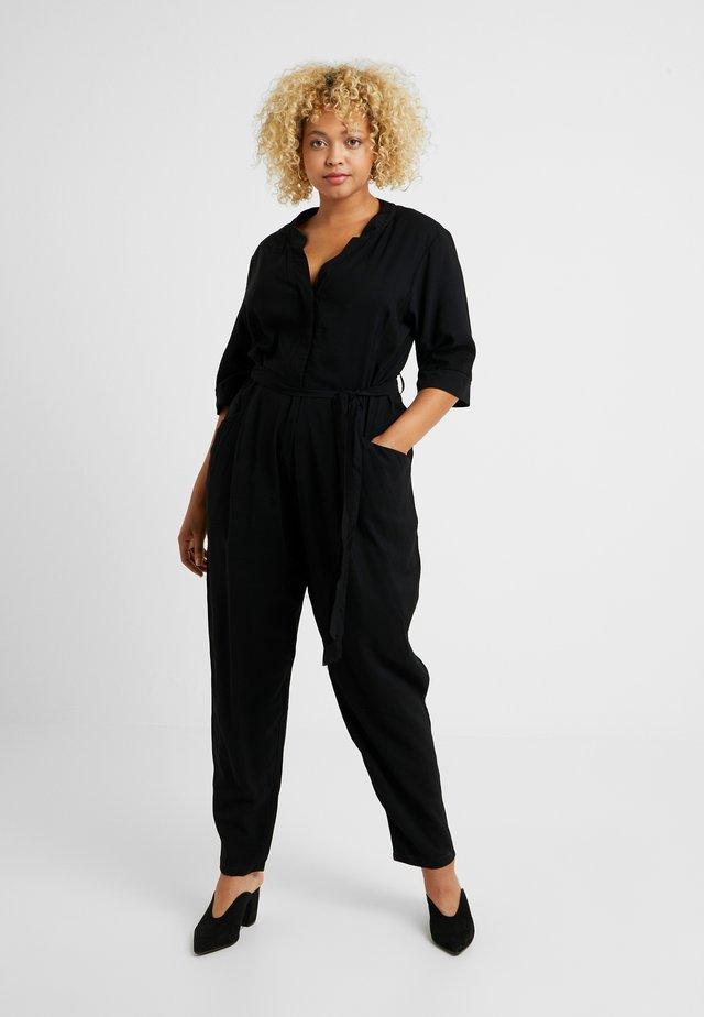 LEOLA - Overall / Jumpsuit - black