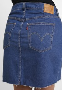 Levi's® Plus - PL DECONSTRUCTED SKIRT - A-line skjørt - meet in the middle - 5