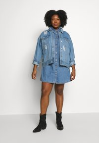 Levi's® Plus - ANDIE DRESS - Dongerikjole - losin' my way - 1