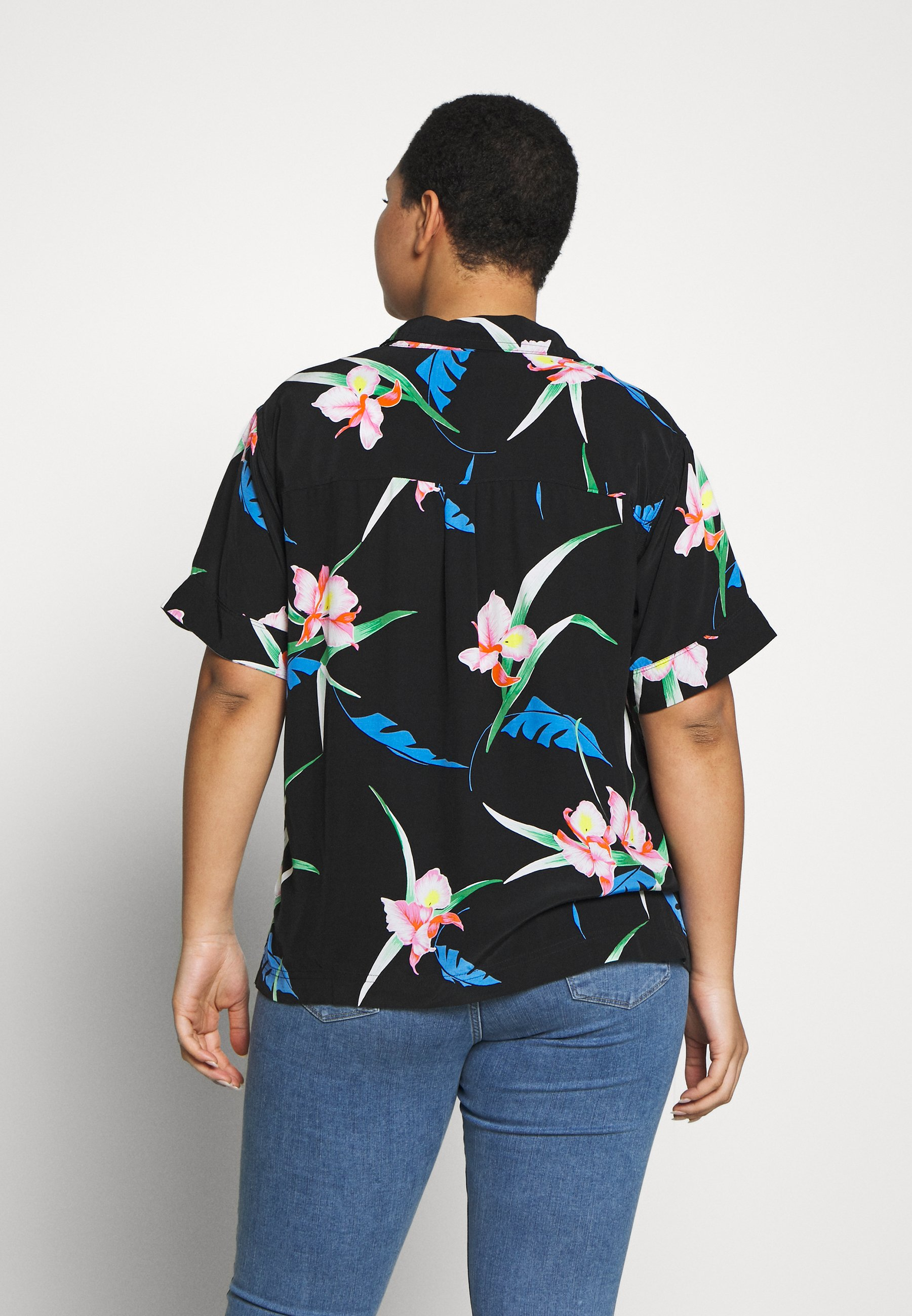 Levi's® Plus Jamie Shirt - Button-down Blouse Tropical Caviar