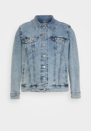 ORIGINAL TRUCKER - Denim jacket - light-blue denim
