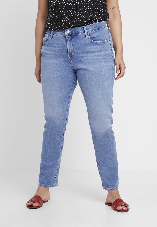 311 PL SHAPING SKINNY - Jeans Skinny Fit - berlin skyline