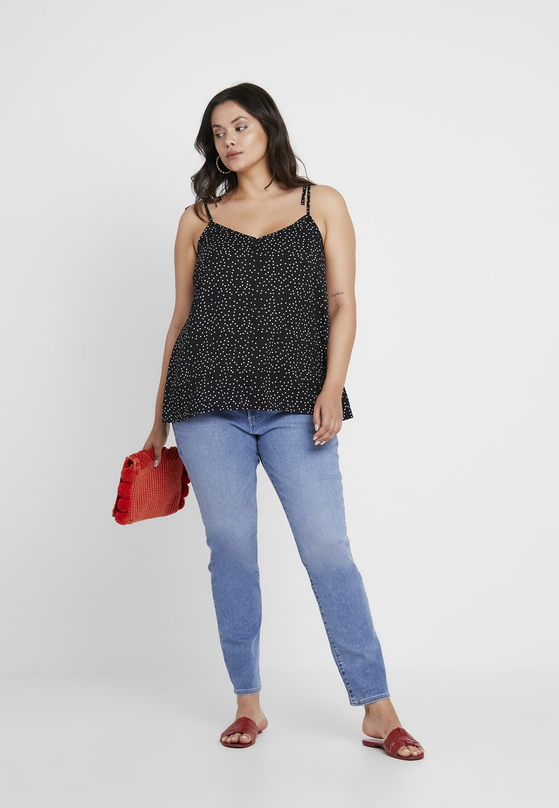 Levi's® Plus 311 PL SHAPING SKINNY - Jeans Skinny Fit - berlin skyline vsxac1 fashion style