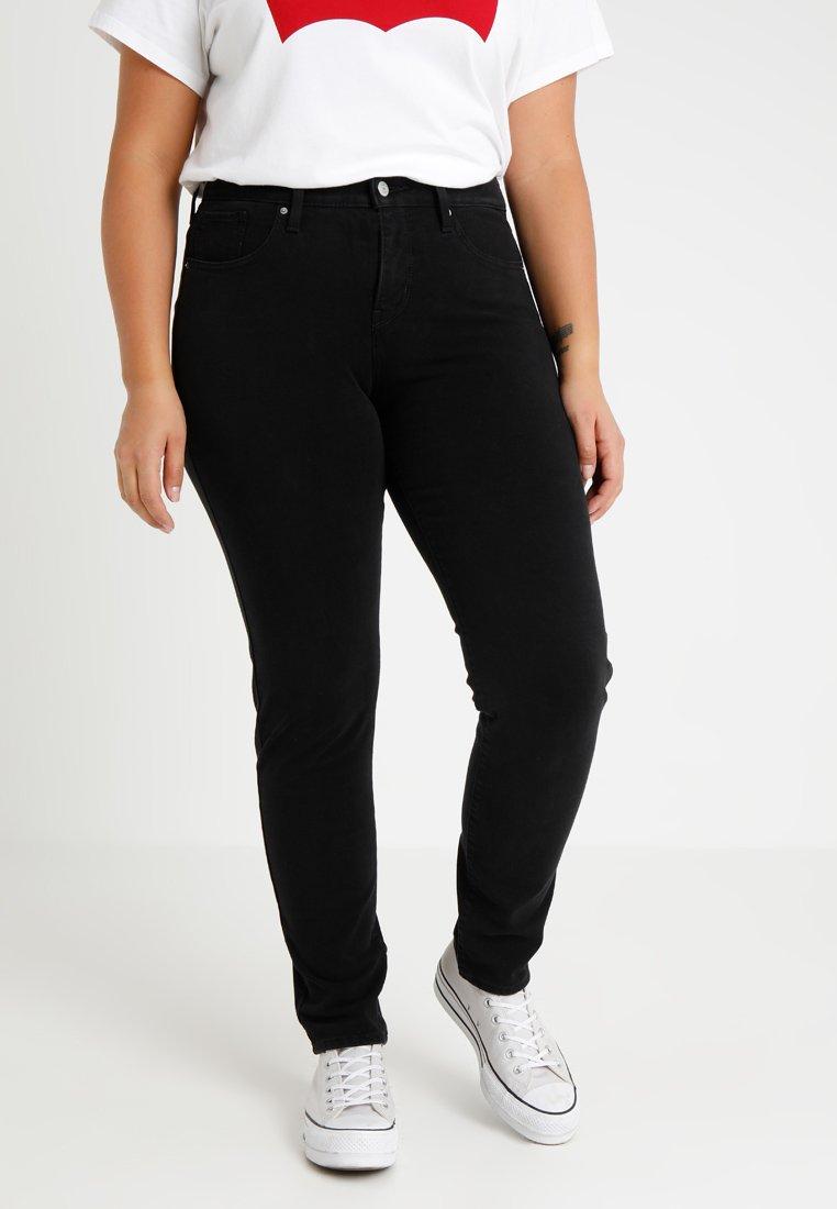 Levi's® Plus - 311 PL SHAPING SKINNY - Jeans Skinny Fit - new ultra black night