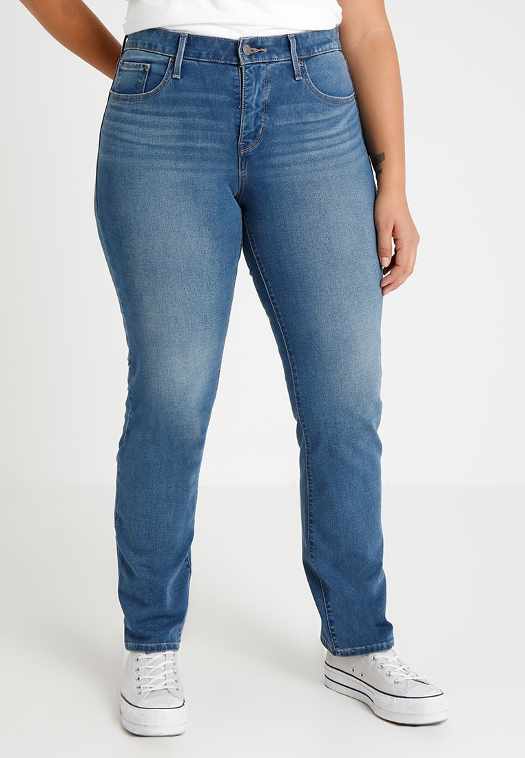 Levi's® Plus - SHAPING - Straight leg jeans - shaker maker plus