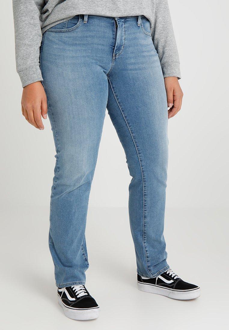 Levi's® Plus - SHAPING - Straight leg jeans - mercury retrograde plus