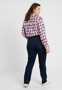 Levi's® Plus - SHAPING - Jeans Straight Leg - dark horse - 2