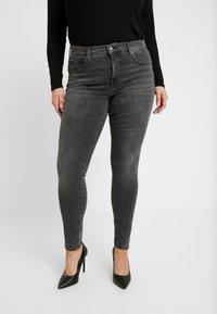 Levi's® Plus - 310 PL SHPING SPR SKINNY - Jeans Skinny - shade of grey - 0