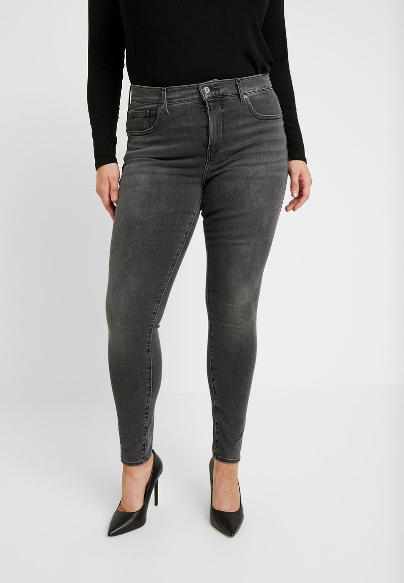 Levi's® Plus - 310 PL SHPING SPR SKINNY - Jeans Skinny Fit - shade of grey