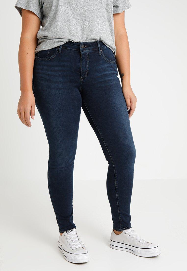 Levi's® Plus - 310 PL SHPING SPR SKINNY - Jeans Skinny Fit - taurus plus