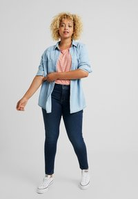 Levi's® Plus - 310 PL SHPING SPR SKINNY - Jeans Skinny Fit - westbound plus - 1