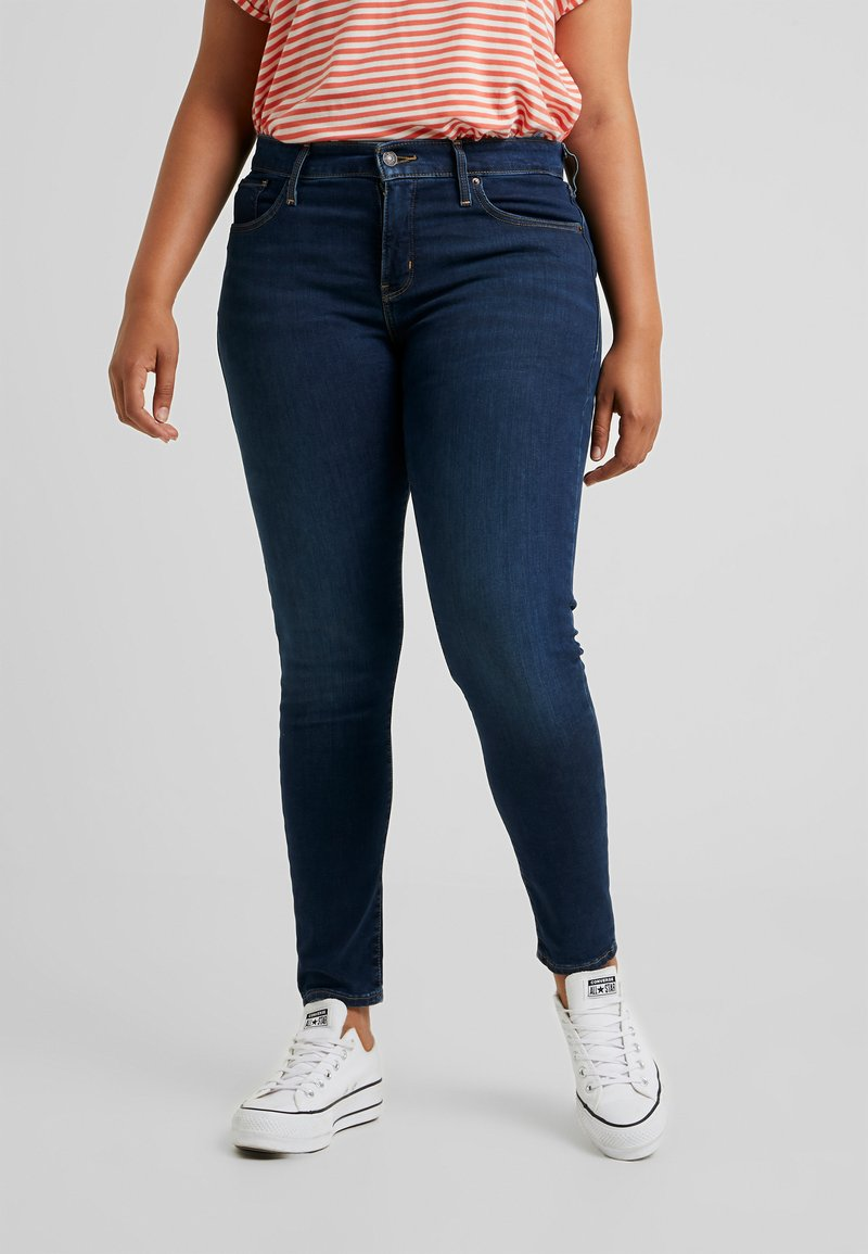 Levi's® Plus - 310 PL SHPING SPR SKINNY - Jeans Skinny Fit - westbound plus