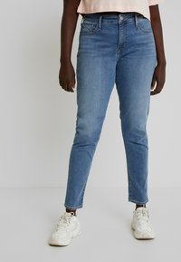Levi's® Plus - 310 PL SHPING SPR SKINNY - Jeans Skinny Fit - ivy league plus - 0