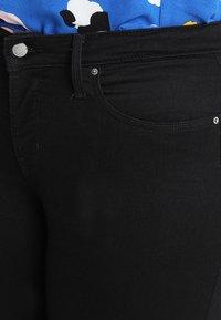 Levi's® Plus - 310 PL SHPING SPR SKINNY - Jeans Skinny Fit - black galaxy - 3
