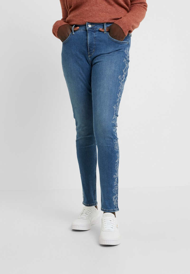 Levi's® Plus - 310 SKINNY - Jeans Skinny Fit - summerfest