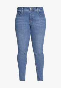 Levi's® Plus - SHPING - Jeans Skinny Fit - tempo blue - 4