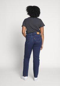 Levi's® Plus - 314 PL SHAPING STRAIGHT - Jeans straight leg - london rivers - 2