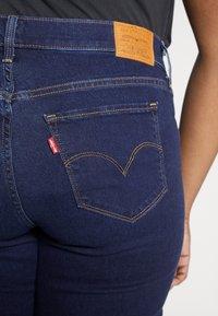 Levi's® Plus - 314 PL SHAPING STRAIGHT - Jeans straight leg - london rivers - 5