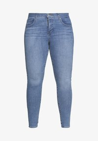 Levi's® Plus - Jeans Skinny Fit - light blue denim - 3