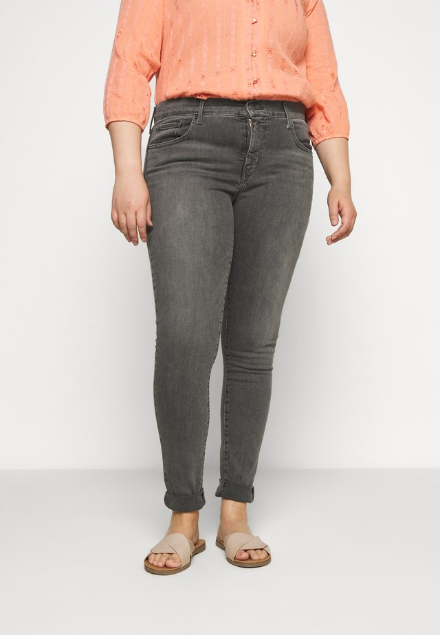 310 SKINNY - Jeans Skinny Fit - hazy daze grey plus
