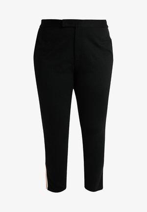 MODERN PANT - Broek - polo black