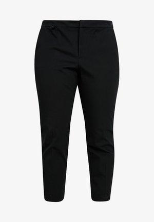 LYCETTE PANT - Broek - black