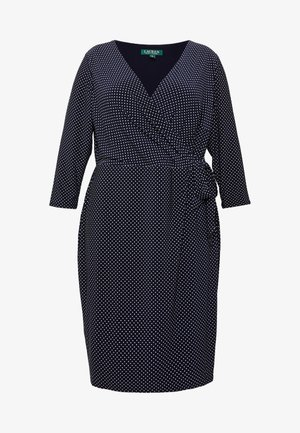 CALEB SLEEVE DAY DRESS - Freizeitkleid - lighthouse navy