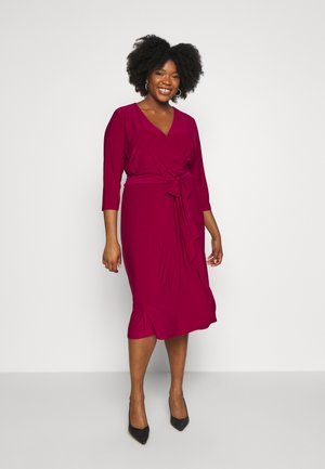 CARLYNA SLEEVE DAY DRESS - Robe en jersey - regal sapphire