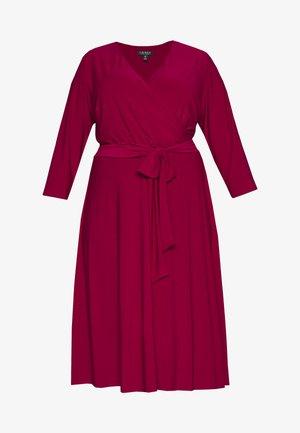 CARLYNA SLEEVE DAY DRESS - Žerzejové šaty - regal sapphire