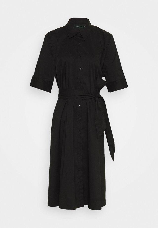FINNBARR CASUAL DRESS - Blusenkleid - black