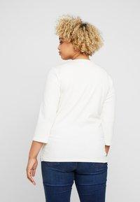 Lauren Ralph Lauren Woman - T-shirt à manches longues - mascarpone cream - 2