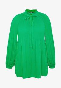 Lauren Ralph Lauren Woman - DUONG LONG SLEEVE SHIRT - Bluser - hedge green - 4