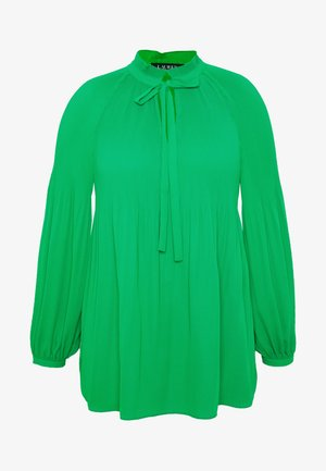 DUONG LONG SLEEVE SHIRT - Bluser - hedge green
