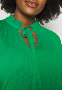 Lauren Ralph Lauren Woman - DUONG LONG SLEEVE SHIRT - Bluser - hedge green - 5