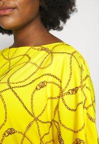 Lauren Ralph Lauren Woman - ANIELKA SHORT SLEEVE SHIRT - Bluser - dandelion fields multi - 5