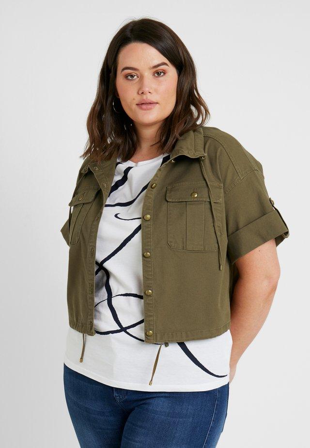 VONDRA JACKET - Lett jakke - explorer olive